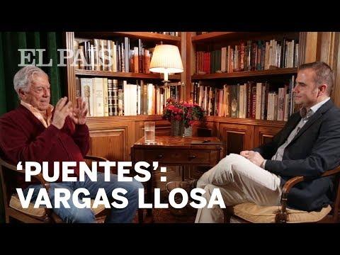 """Mario Vargas Llosa: """"Nunca imaginamos que EE UU elegiría a un presidente que parece tercermundista"""""""