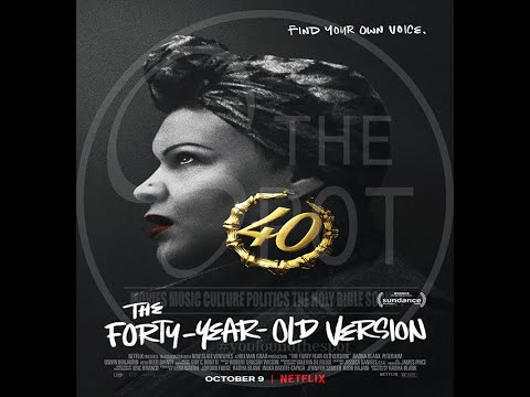 'THE FORTY-YEAR-OLD VERSION' MOVIE REVIEW | #TFRPODCASTLIVE | #YOUFOUNDTHESPOT