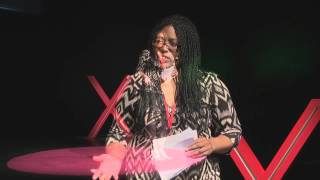 Writing your future, revising your past, moving forward: Yvonne Battle-Felton at TEDxLancasterU