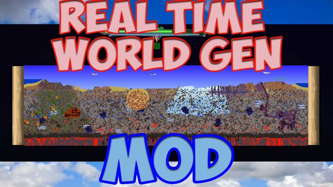 Terraria 13 world gen previewer mod see world gen in real time terraria 13 world gen previewer mod see world gen in real time gumiabroncs Images