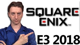 Grading Square Enix's Press Conference E3 2018 - ProJared