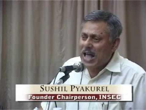 Speech of sushil Pyakurel on 17th Prakash Memorial Day part 2