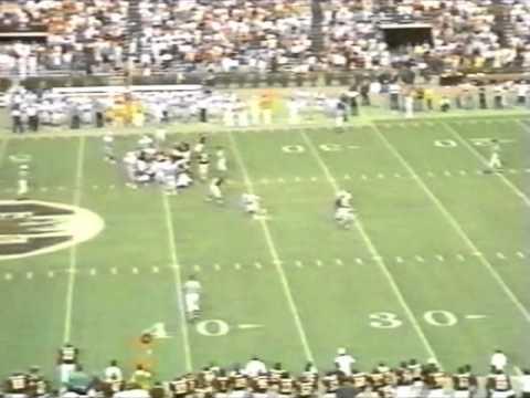 Citadel vs. South Carolina 1990 - Miracle Finish