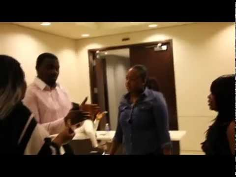 john dumelo's private party in toronto