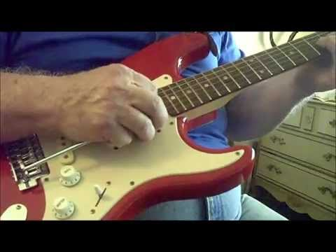 Fender Stratocaster - Single-Coil Humbucking Wiring! - YouTube