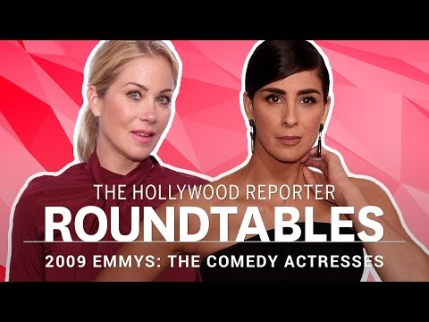 Sarah Silverman, Amy Poehler and Christina Applegate on Aging - THR's Drama Actress Roundtable