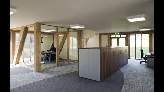 7 Office Design Trends For 2018