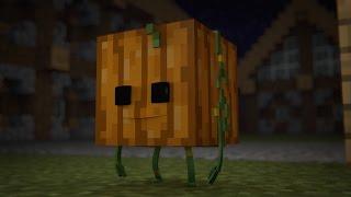 Mr. Pumpkin - Halloween Minecraft Animation : Abraham Animations