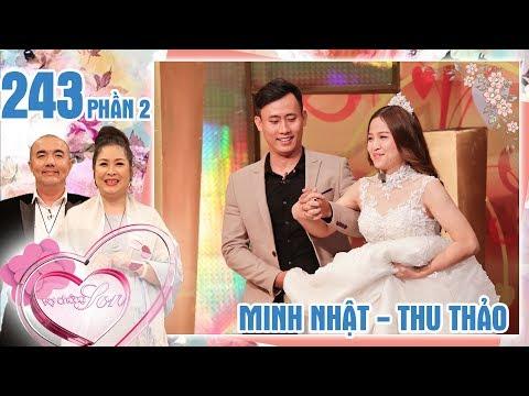 Vợ kể tội chồng ghen vì quá CUỒNG YÊU và GHIỀN VỢ | Minh Nhật - Thu Thảo | VCS #243 😍