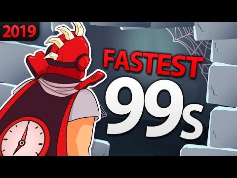 Fastest 99s in OldSchool RuneScape