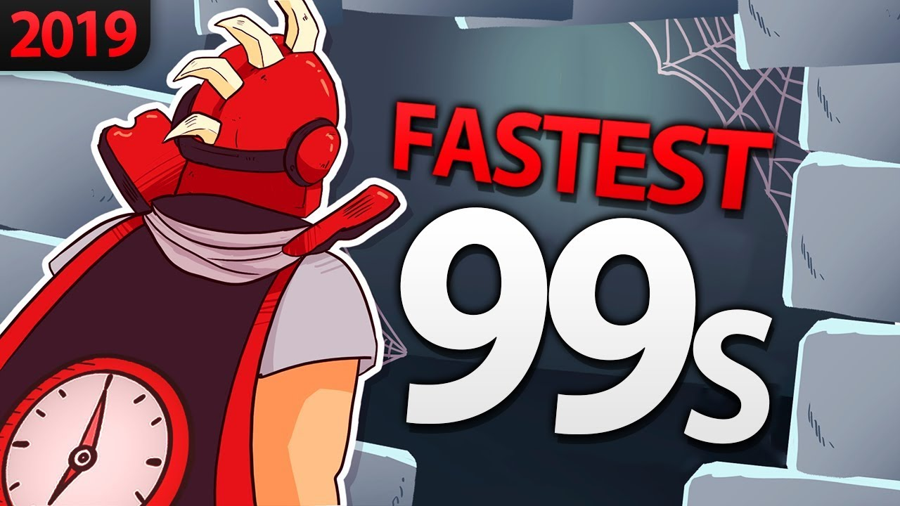 OSRS: Fastest 99s