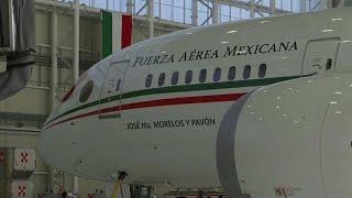 شاهد: حرصا على التقشف.. طائرة رئاسية للبيع قريبا في المكسيك .. فهل من مشترٍ؟…