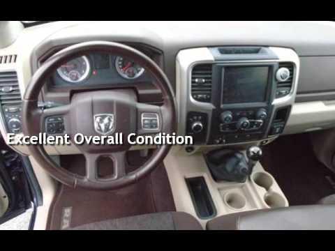 2014 Ram 2500 SLT BIG HORN 4X4 MEGA CAB 6.7L CUMMINS DIESEL for sale ...