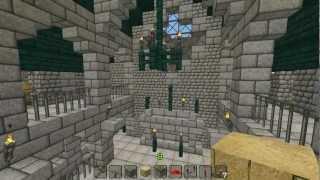 minecraft sewer medieval
