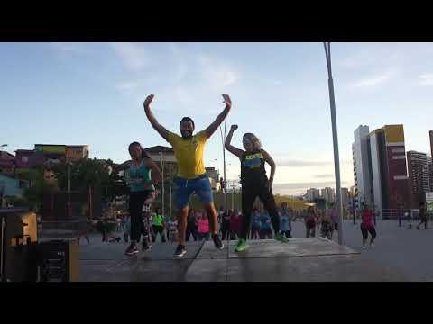 WARM UP SECRETS - DJ DANI ACOSTA 🚩 ZUMBA - CHOREO MARCOS - EQUIPE ACEITA