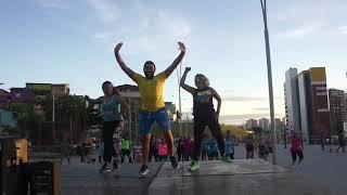 Gambar cover WARM UP SECRETS - DJ DANI ACOSTA 🚩 ZUMBA - CHOREO MARCOS - EQUIPE ACEITA