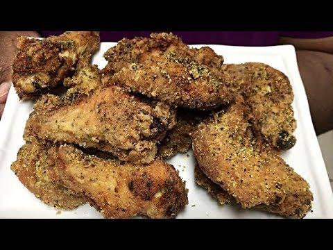 SoulfulT How To Make Lemon Pepper Fried Chicken