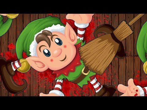 CLEANING SANTA'S HOUSE!