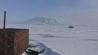 Рыбалка на Красноярском водохранилище Тест печи длительного горения Обзор снастей