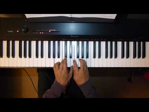 Go down, Moses - Alfred's Piano 101 - Book 2