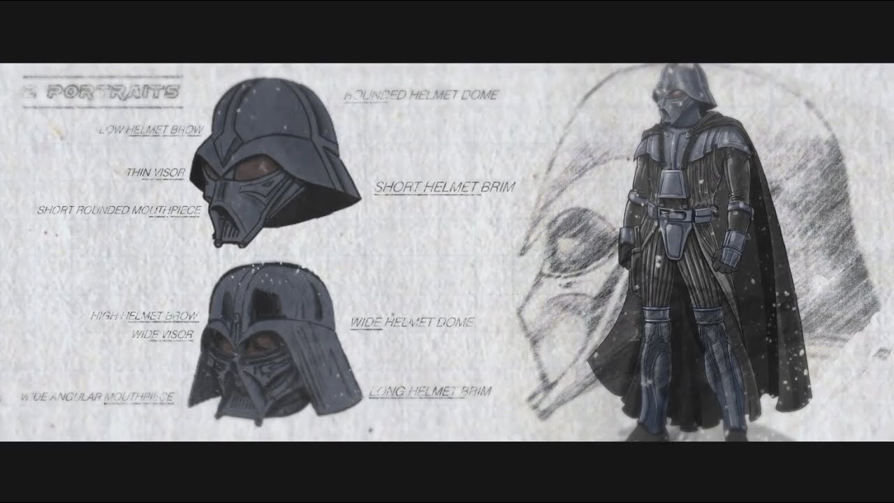 b5b2781214c Ralph McQuarrie Star Wars Concept Artist Series Inside Look - YouTube