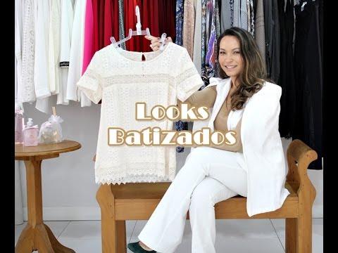 860df59fda138 Efeitto - Looks para Batizado - YouTube