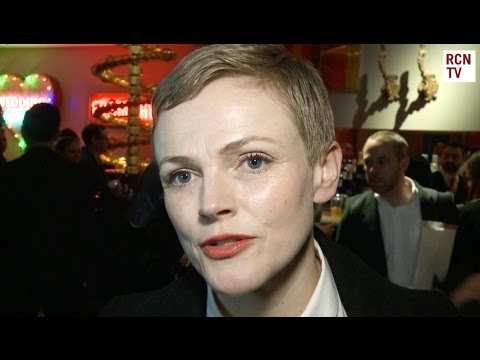 Maxine Peake Interview The Falling Premiere