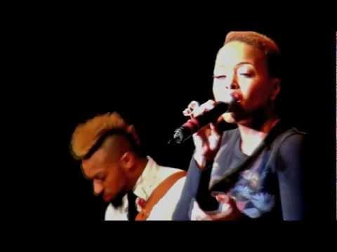 McDonald's Rhythms of Triumph - Chrisette Michele