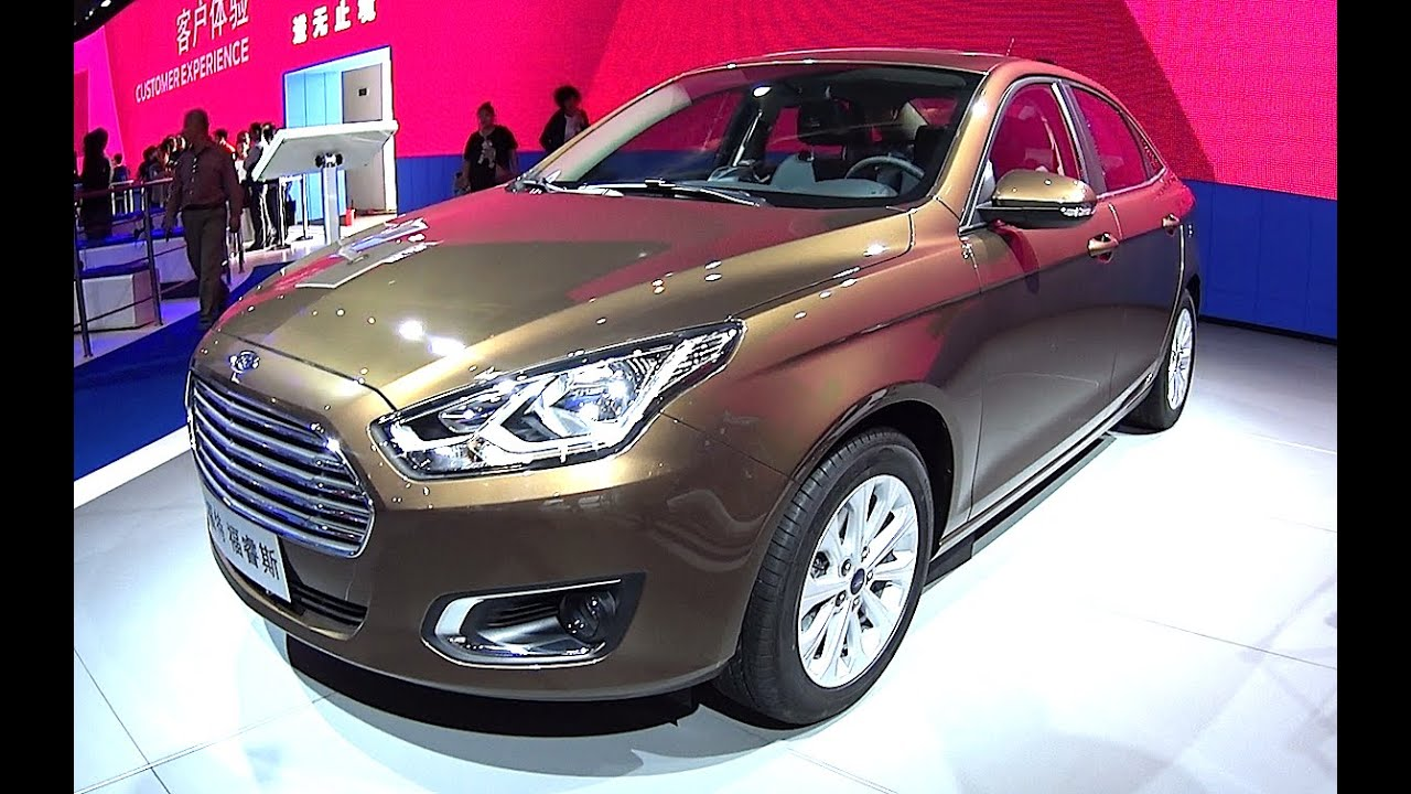 new car launches fordAll new 2016 2017 Ford Escort launched on the Chinese car market