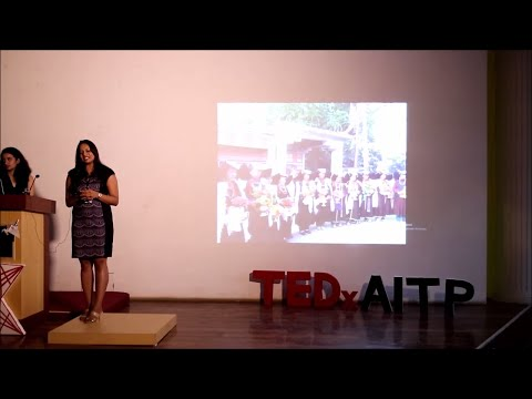 Travel To Make A Difference | Vandana Vijay | TEDxAITP