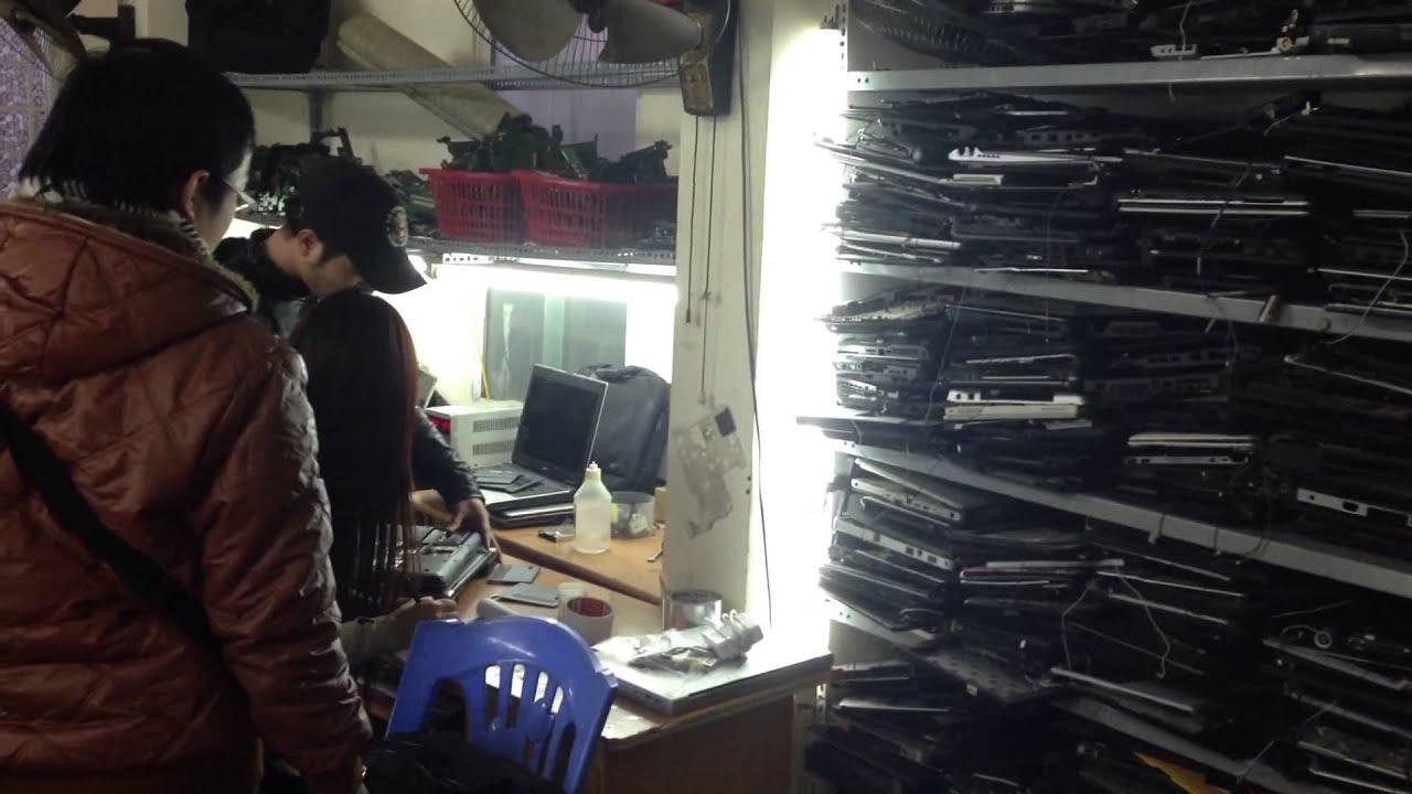 Bệnh Viện Laptop TLD Hà Nội