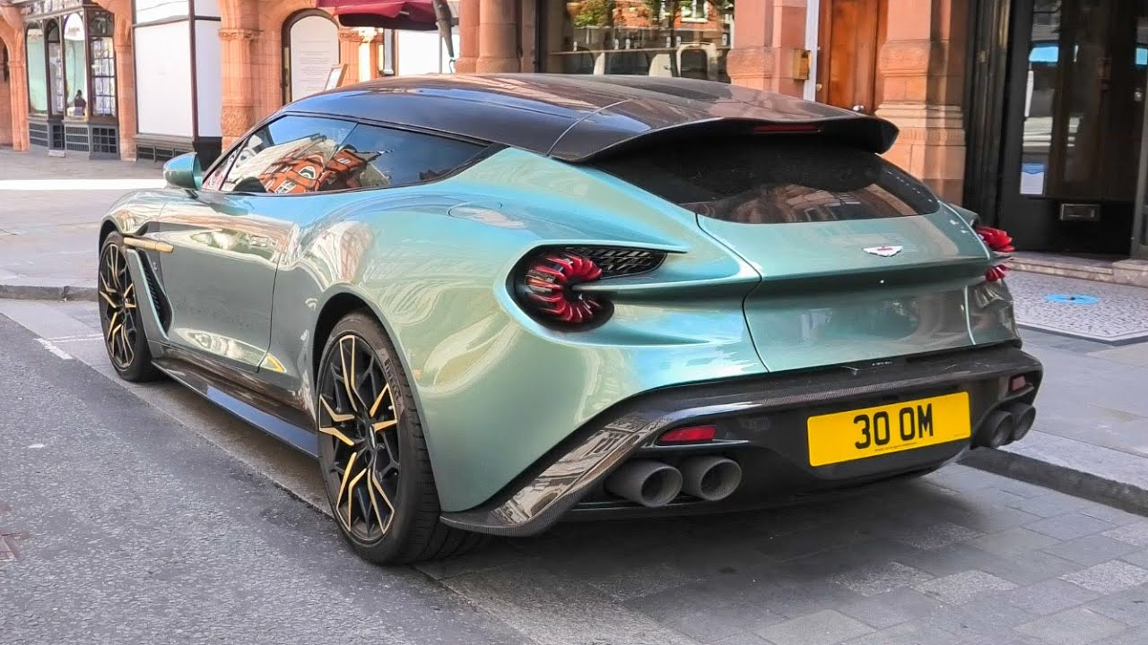 SuperCars in London July 2020 - Shooting Brake, Dino GT, Pista!