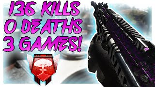 136 KILLS AND 0 DEATHS IN 3 TDM GAMES! - Black Ops 2 PC Nuclear - (Call of Duty: Black Ops 2)
