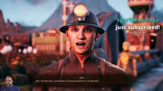 The Outer Worlds - Let's Play Dumb! - Part 2