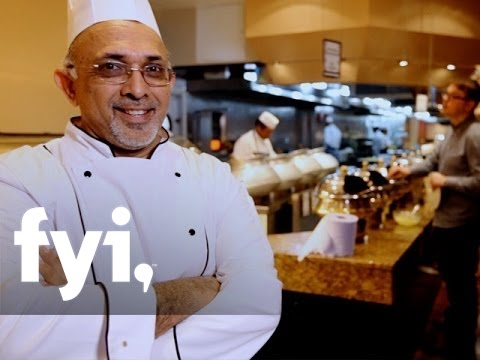 Big Kitchens: Royal Nawaab's Chicken Tikka Masala | FYI
