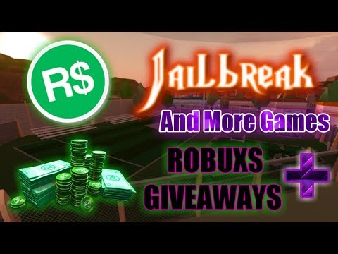 🔴||ROBLOX||Jailbreak&More Games+|ROBUXS GIVEAWAYS|#83🔴COME JOIN AND HAVE FUN!
