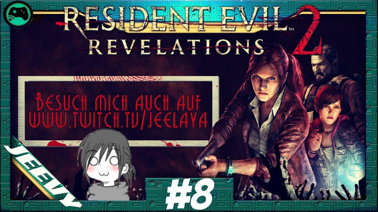 Resident Evil Revelations 2 Kleines Creepy Mädchen 8 Twitch