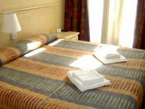 hotels near victoria station london video youtube. Black Bedroom Furniture Sets. Home Design Ideas