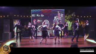 Salsa and Bachata Performance by The Dance Club India Students