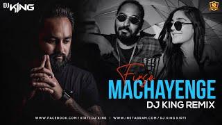 FIRSE MACHAYENGE (REMIX) - DJ KING