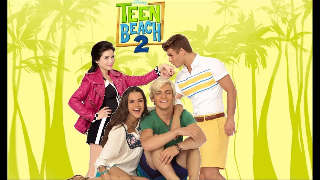 Download Twist Your Frown Upside Down - From Teen Beach 2