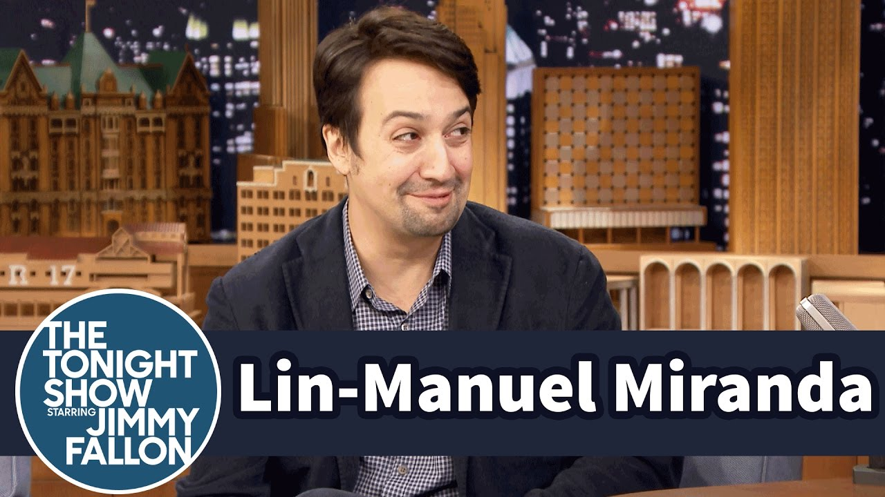 Lin Manuel Miranda Reacts To Cecily Strongs Snl Impersonation