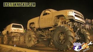 LIVA KILLA vs DOWN N DIRTY MEGA TRUCK TUG OF WAR