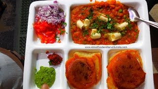 Pav Bhaji Making Bombay Style Learn From The Master By Street Food & Travel Tv India