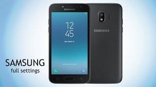 Samsung Galaxy J2 Full Settings & Option Review