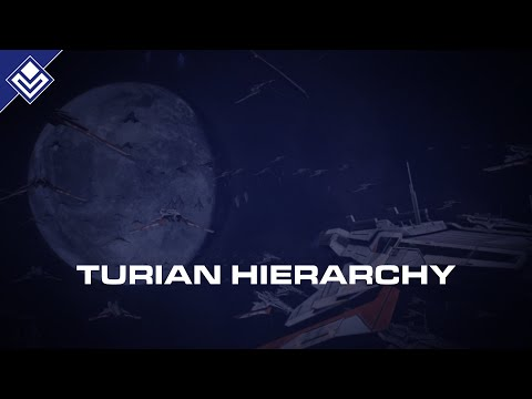 Turian Hierarchy | Mass Effect