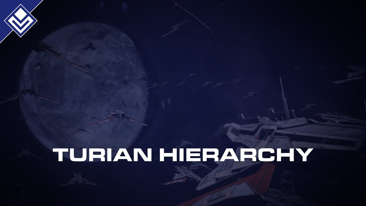 Turian Hierarchy Mass Effect Youtube