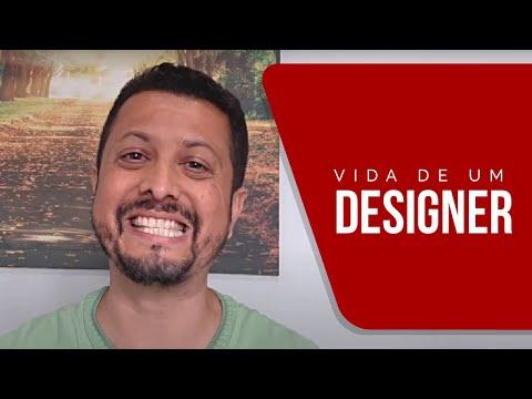 Conheça a dura vida de um designer [VLOG]