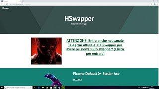 Fortnite peau Swapper Saison 9 (fr) @HARTIX HSwapper