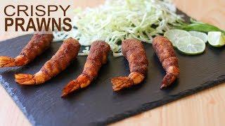 Download lagu Crispy Prawns Fry Recipe | Simple Crispy Fried Shrimp Recipe